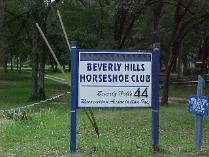 Beverly Hills Horseshoe club